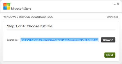 Cara Install Windows 7 di Netbook Dengan USB FlashDisk yang dibikin ...